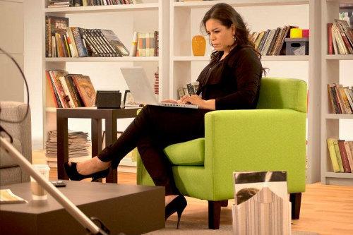 Milagros Leiva, periodista